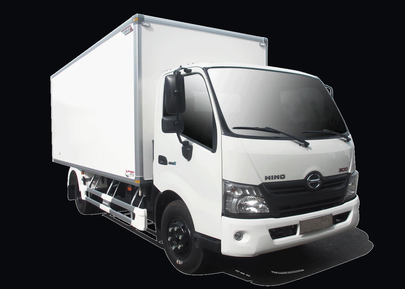 hình xe tải hino XZU-BO