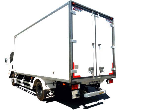 thùng tải lạnh fap