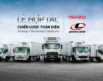 LE HOP TAC QUYEN AUTO & ISUZU