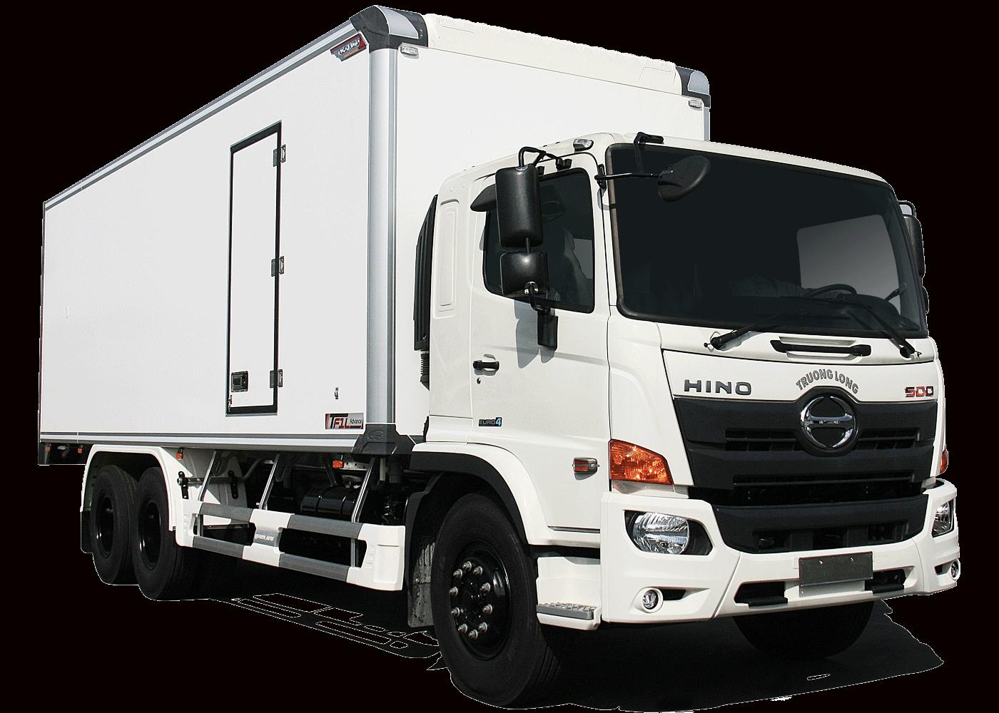 xe tải hino fl