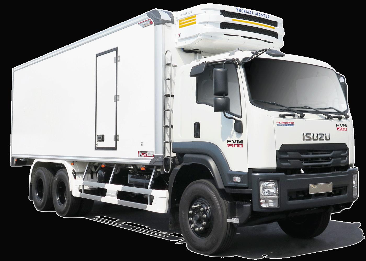 xe tải isuzu FVM-DLT