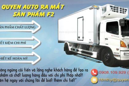 quyền auto ra mắt sản phẩm f2