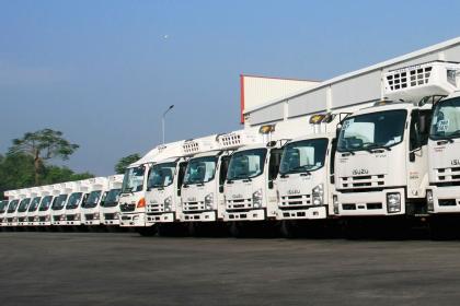 Quyền Auto chuyên thiết kế và đóng thùng đông lạnh xe tải