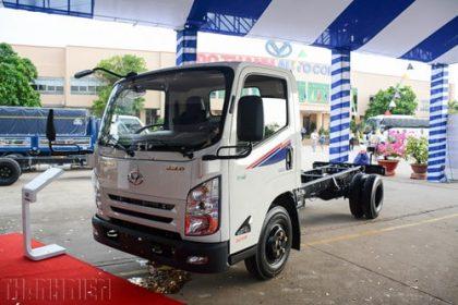 Kịch tính cuộc đua phân khúc xe tải nhẹ tại Việt Nam