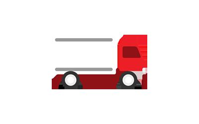 vector xe tải