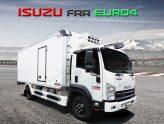 xe tải ISUZU FVR thùng DONG LANH