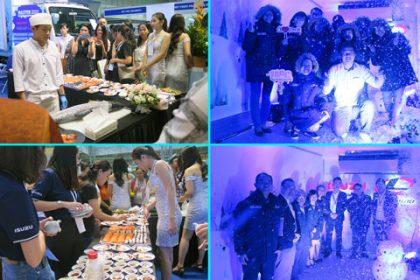 Tiếp nối thành công - Ngày 2 triển lãm Vietfish 2019 cùng Isuzu và Quyen Auto
