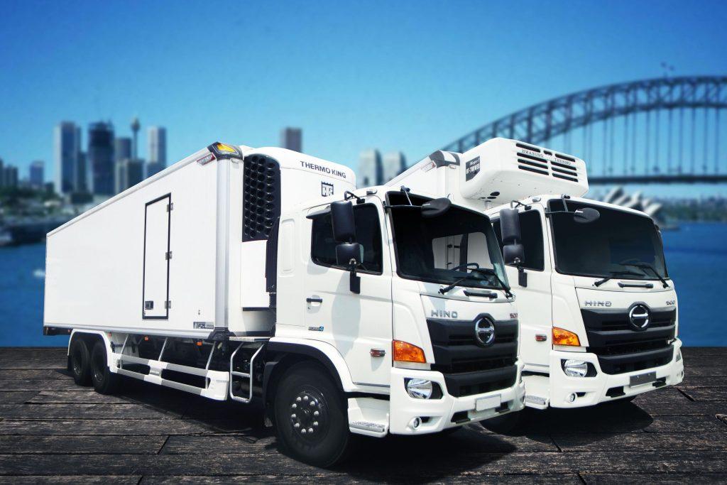 xe tải hino seri 500 FL8JW-DL2