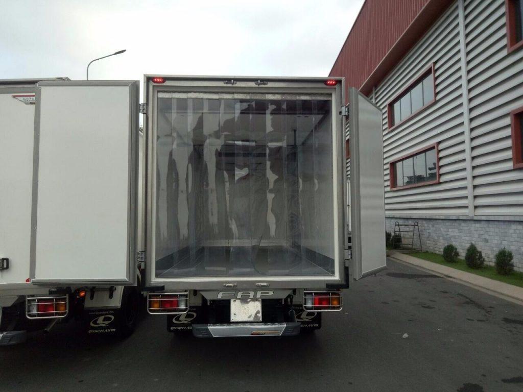 nội thất xe suzuki carry pro phiên bản 2019