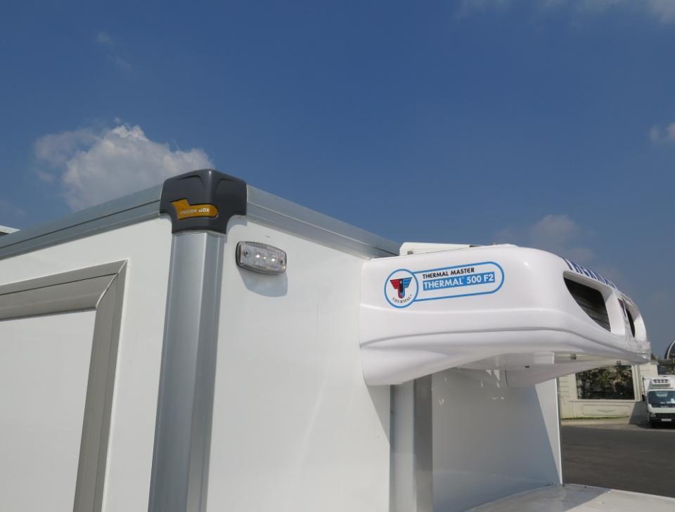 máy lạnh bên ngoài Xe tải đông lạnh Suzuki carry pro 2019