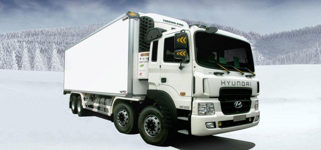 xe tải Huyndai HD 320