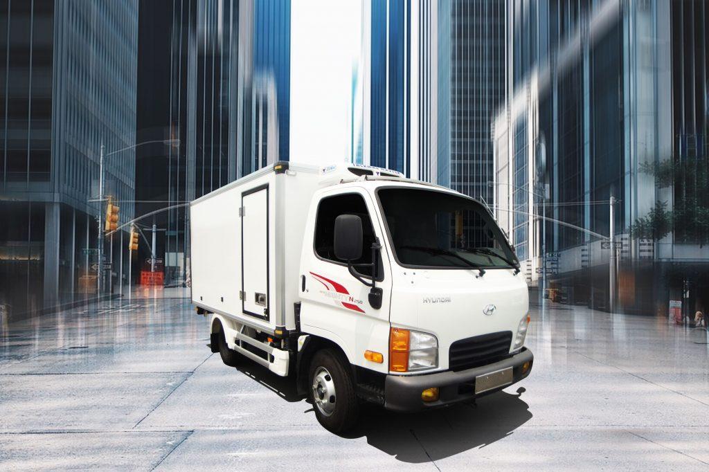 xe tải thùng đông lạnh HYUNDAI NEW MIGHTY N250