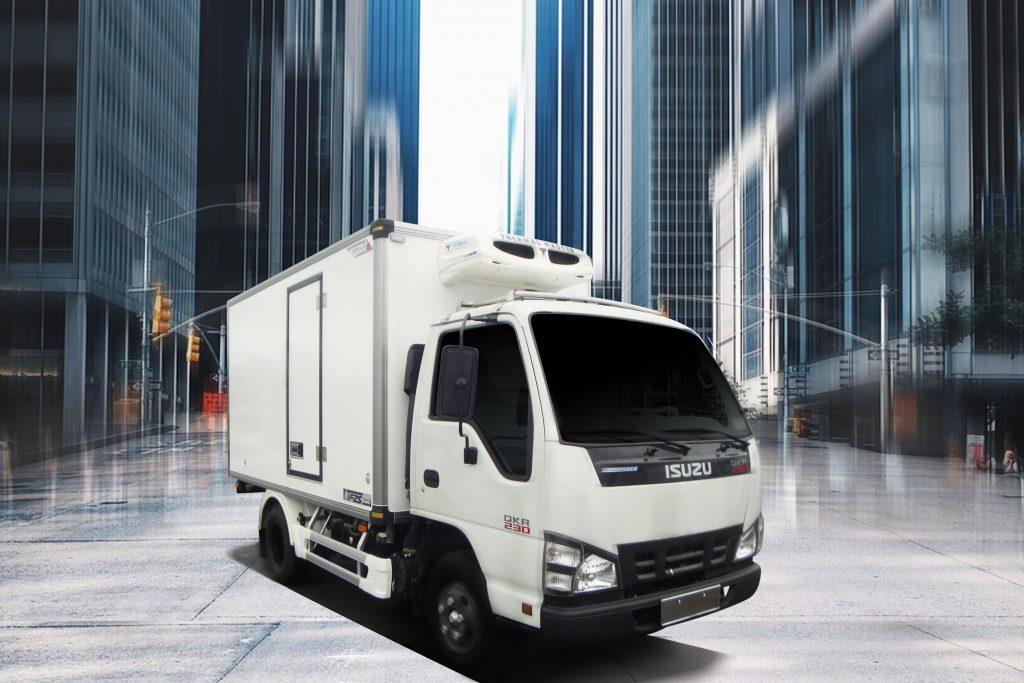 xe tải isuzu QKR77FE4-DL