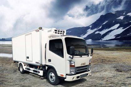 JAC N200 – Dòng xe tải nhẹ cao cấp mang động cơ ISUZU