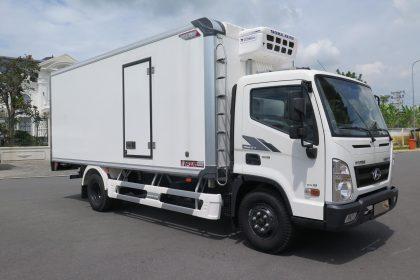 Đánh giá dòng xe tải đẳng cấp mới 2020 – Hyundai Mighty EX8 L và EX8 GTL
