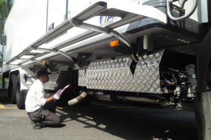 Những lưu ý khi sử dụng xe tải đông lạnh
